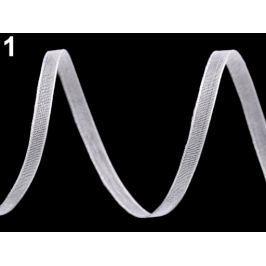 Monofilová stuha šírka 3 mm biela 100m Stoklasa