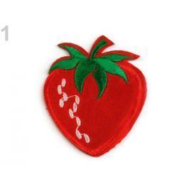 Nažehlovačka jahoda červená 10ks Stoklasa