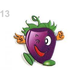Nažehlovačka ovocie slivková 300ks Stoklasa