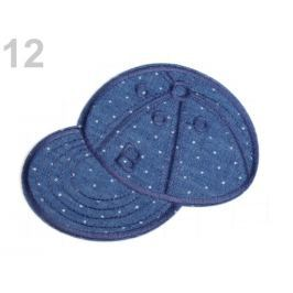 Nažehlovačka čiapka modrá jeans 10ks Stoklasa