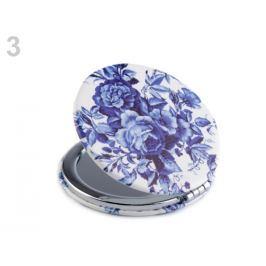 Kozmetické zrkadielko modrá parížska 1ks Stoklasa