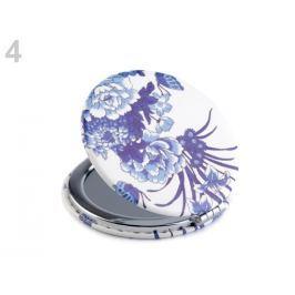 Kozmetické zrkadielko modrý safír 1ks Stoklasa