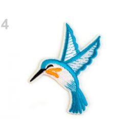 Nažehlovačka kolibrík modrá sýta 10ks Stoklasa