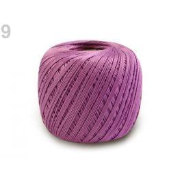 Bavlnená priadza 50 g Lily fialová sv. 1ks
