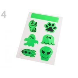 Reflexná sada 7 ks zelená pastelová 5sada