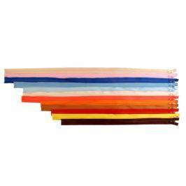 Rita Háromszínű szív párna, 40 x 40 cm