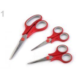 Nožničky sada 3 ks červená 20sada Stoklasa