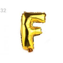 Nafukovacie písmená zlatá 40ks Stoklasa