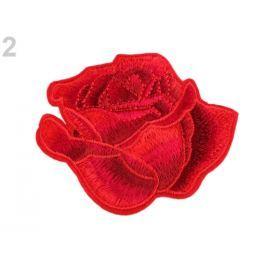 Nažehlovačka na rifle ruže červená  10ks Stoklasa