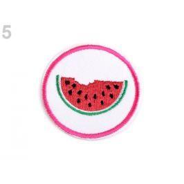 Nažehlovačka ovocie, zelenina červená 100ks Stoklasa