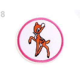 Nažehlovačka zvieratká oranžová dyňová 80ks Stoklasa