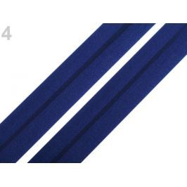 Lemovacia guma mat šírka 20 mm modrá parížska 20m Stoklasa