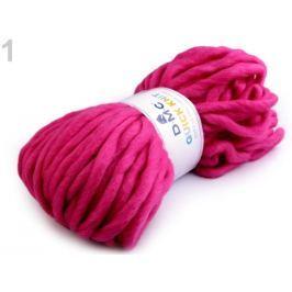 Pletacia priadza 150 g Quick Knit DMC ružová ostrá 1ks