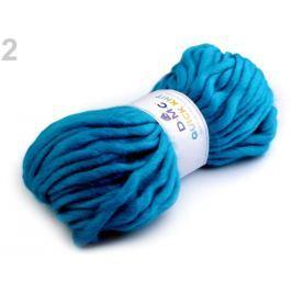 Pletacia priadza 150 g Quick Knit DMC modrá tyrkys. 1ks