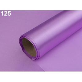 Satén jednostranný šírka 36 cm fialová sv. 90m Stoklasa