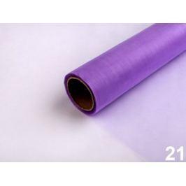 Organza šírka 36 cm fialková 9m Stoklasa