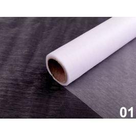 Organza šírka 36 cm biela 90m Stoklasa