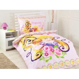 Jerry fabrics Obliečky Princezná Locika 2015 bavlna 140x200 70x90