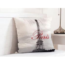 Vankúšik dekoračný Paris 45x45 cm