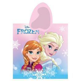Pončo Frozen bavlna 60 x 120