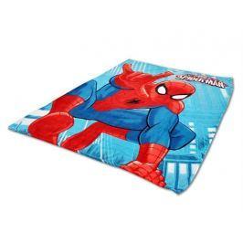 Mikroplyšová deka Spiderman 120x150