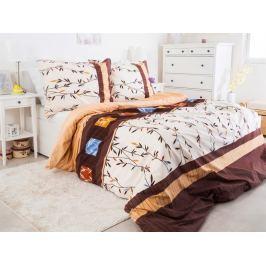 Francúzske ložné obliečky bavlnené Borinda Renforcé 200x220cm