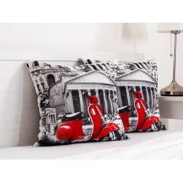 2x vankúšik dekoračný Vespa 45x45 cm
