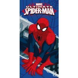 Licenčná osuška Ultimate Spiderman modrá 70x140