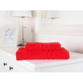 Výhodný set uterák a osuška froté Classic červená