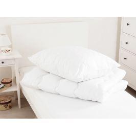 2x celoročná posteľná bielizeň Bella Italia prikrývka 135x200 a vankúš 70x90