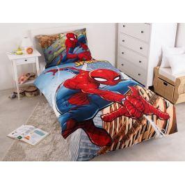 Detské bavlnené obliečky Spiderman Pavúčia sila 140x200