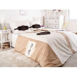 Posteľná bielizeň bavlna Her Side 140x200