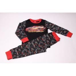 Chlapčenské bavlnené pyžamo Autá 92/98