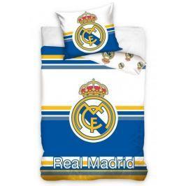 Futbalové obliečky Real Madrid znak 140x200