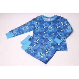 Chlapčenské pyžamo z bavlny Spiderman 104/110