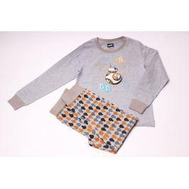 Chlapčenské bavlnené pyžamo Star Wars 122/128