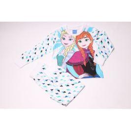 Bavlnené pyžamo pre dievčatká Frozen 104/110