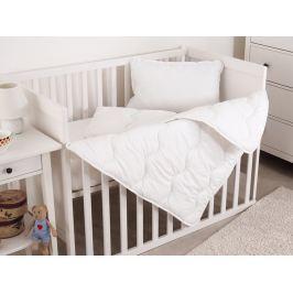 Celoročná detská posteľná bielizeň Bella Italia prikrývka 100x135 + vankúš 40x60