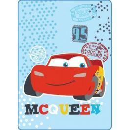 Licenčná detská deka akryl Cars 80x110