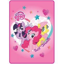 Licenčná akrylová deka pre deti My Little Pony 80x110