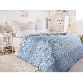 2x exkluzívne saténové obliečky z bavlny Verrato 140x200