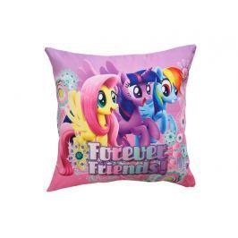 Detský dekoračný vankúšik My Little Pony Forever Friends 40x40