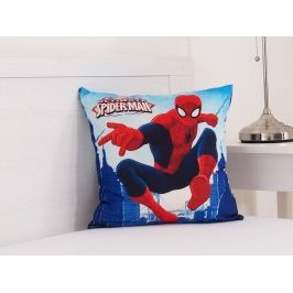 Dekoračný vankúšik Ultimate Spiderman 40x40
