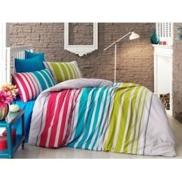 2x luxusné posteľné obliečky bavlna Deluxe Milly 140x200