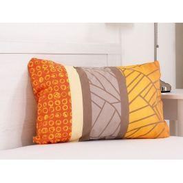 Povlak na vankúš bavlna Renforcé Bari hotelový uzáver 50x70