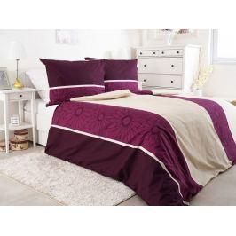 Luxusné posteľné obliečky  Borgogna 140x200