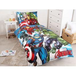 Bavlnené licenčné obliečky Avengers 140x200