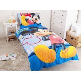 Detské posteľné obliečky Mickey Hello 140x200