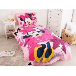 Bavlnené detské obliečky Minnie True star 140x200