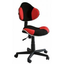 Signal Detská stolička Q-G2 červeno-čierna